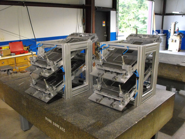 Automated part feeders