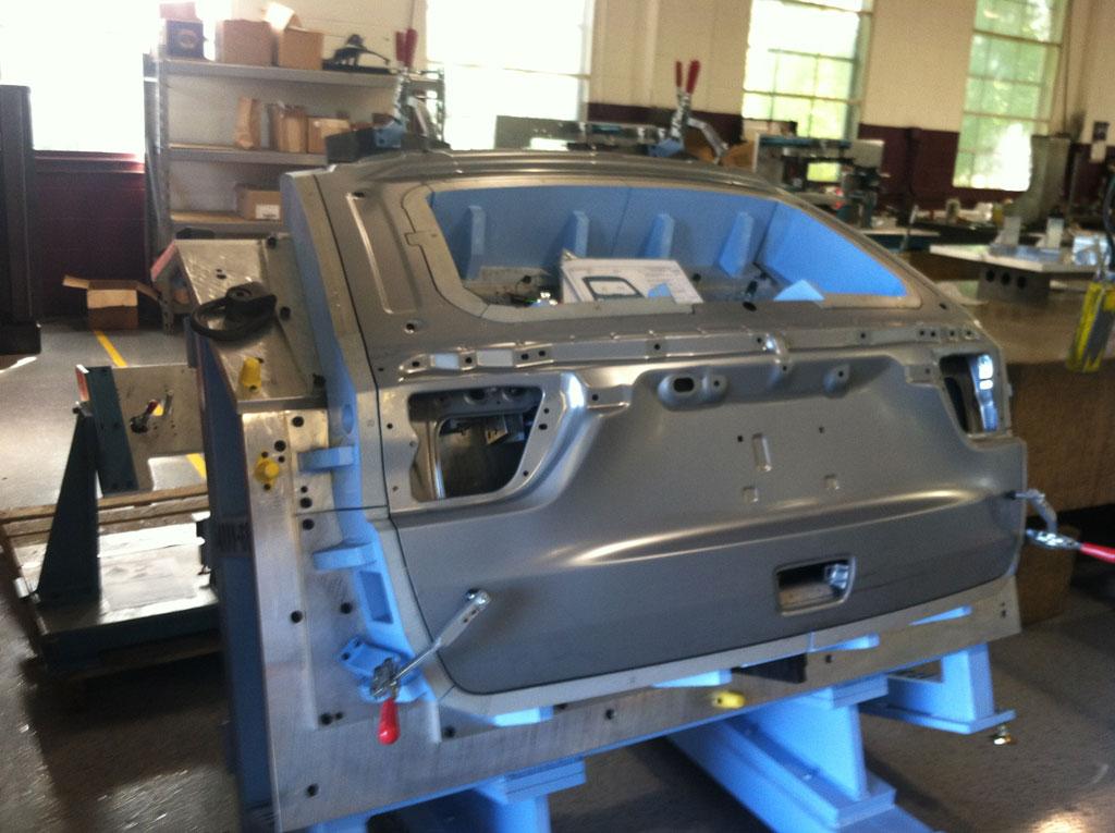 Car Door Trim Parts